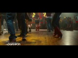 New Country Line Dance (Footloose 2011 - Full Dance Scene)